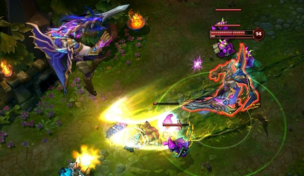 League of Legends Champion Review: Aatrox, the Darkin Blade