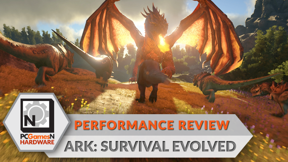 Ark Survival Evolved PC performance review
