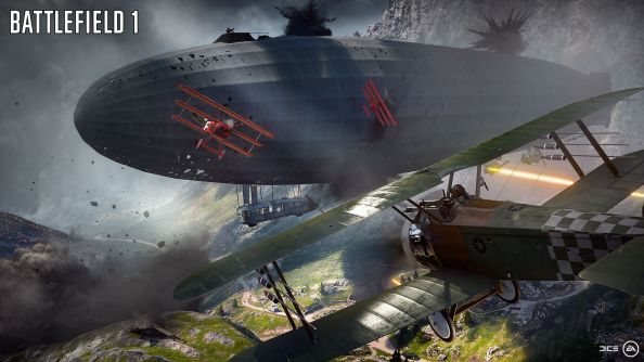EA Gives Us a Closer Look at Multiplayer in Battlefield 1