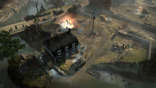 Company of Heroes 2: The Western Front Armies review