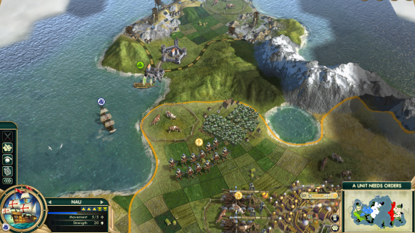 Get your trade on with a new Civilization 5: Brave New World video