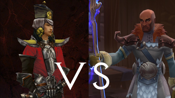 Torchlight 2 vs Diablo III: who clicks the best?