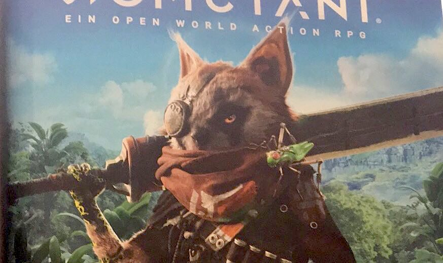 Leaks Reveal Open-World Kung-Fu RPG Called Biomutant
