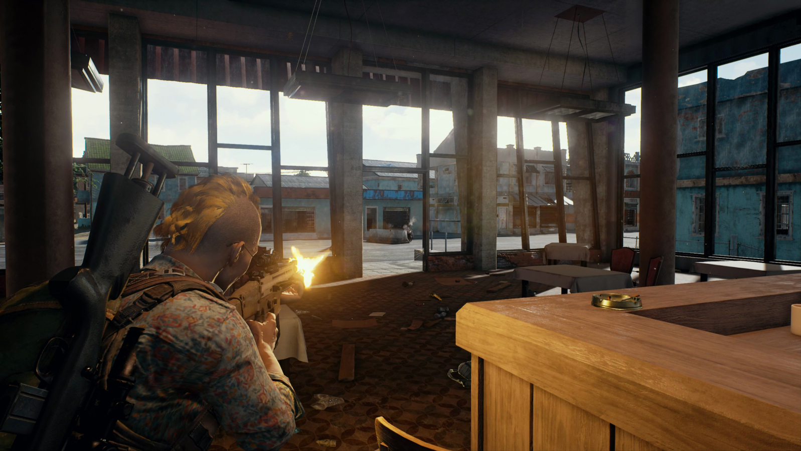 New PlayerUnknown's Battlegrounds patch brings emotes and friends systems