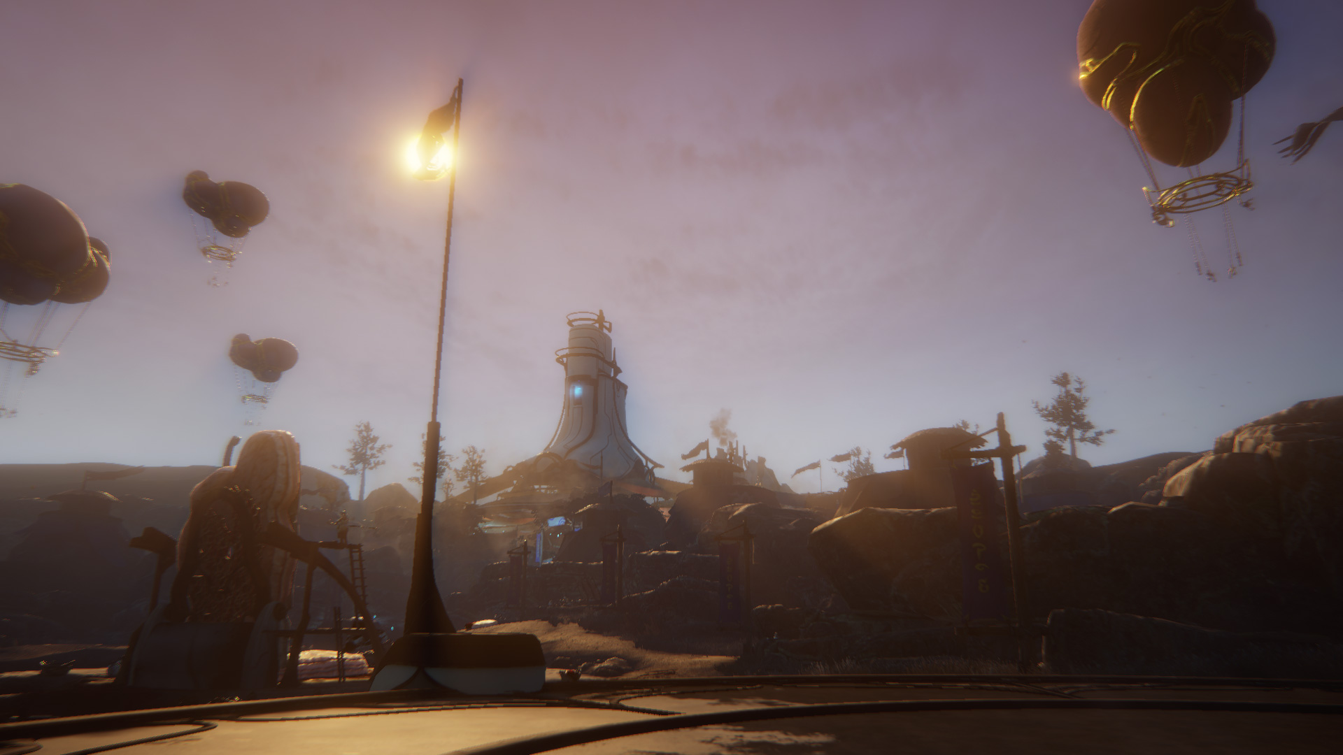 Warframe getting MMO style Landscapes starting with the Plains of Eideolon