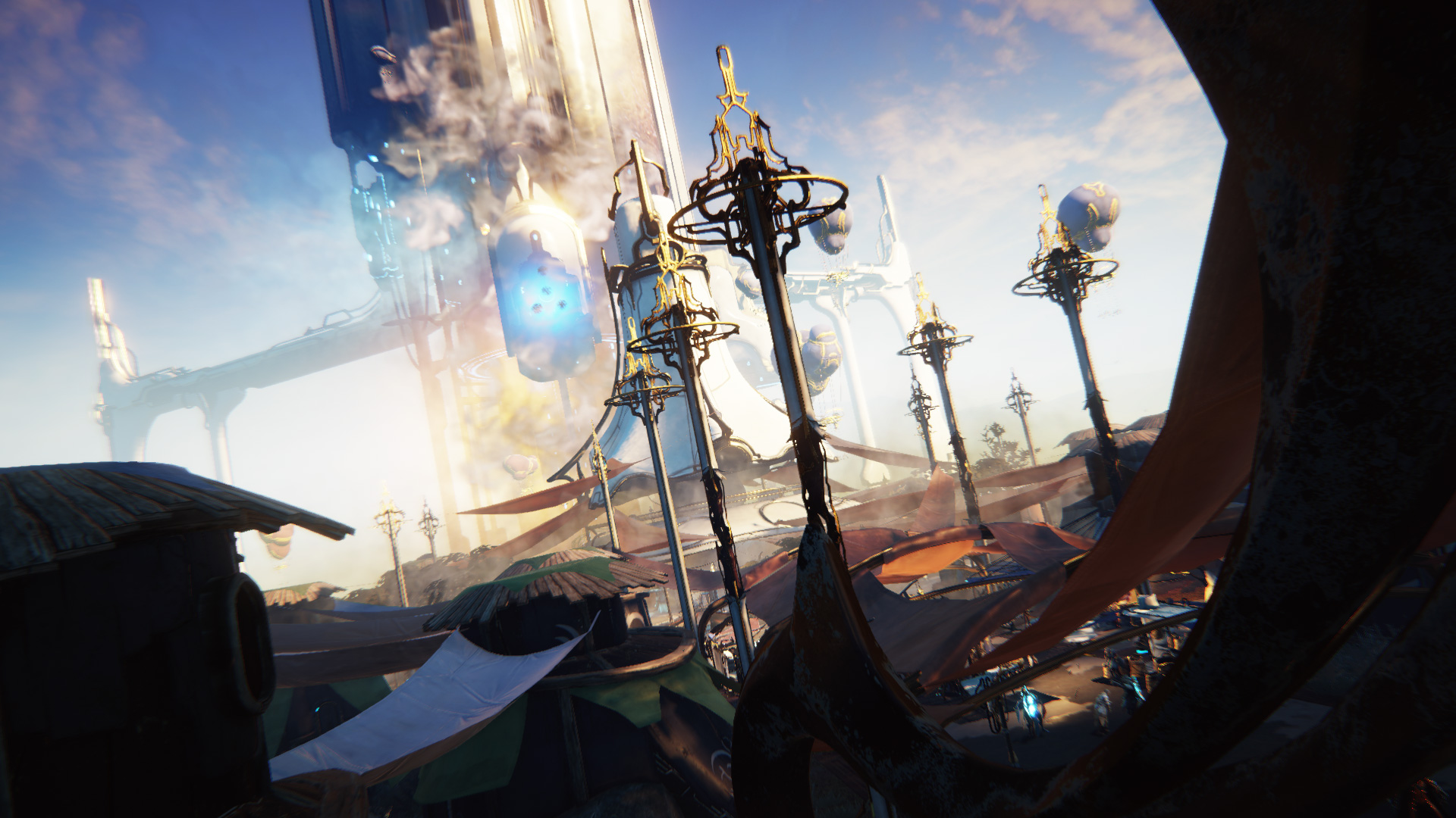 Why Warframe Is Going Open World With Plains Of Eidolon And What It Means For The Future