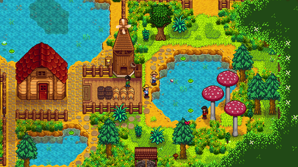 Stardew Valley Multiplayer Update Comes To PCs On August 1, 2018