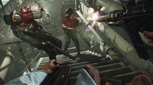 Wolfenstein II takes the fight to the enemy in NSFW launch trailer