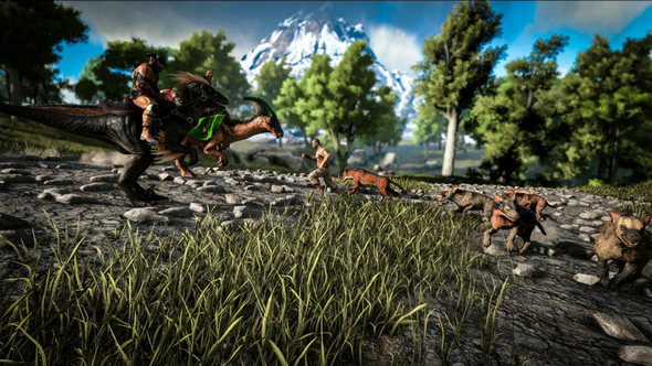'Ark: Survival Evolved' PC price doubles before full version's August release