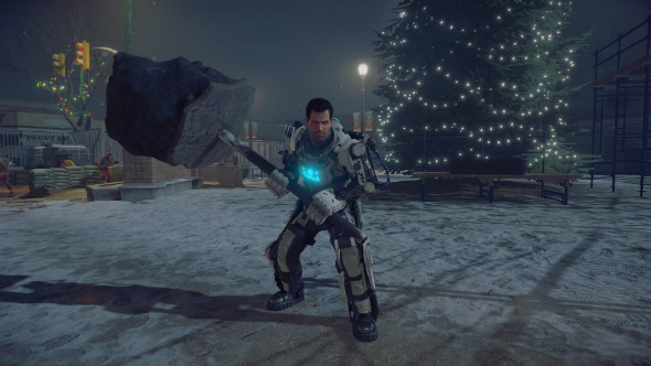 'Dead Rising 4' Launch Trailer Makes Christmas Come Early