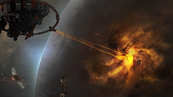 Eve Online's Lifeblood expansion is all about moon mining and space pirates