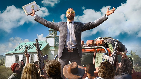 Far Cry 5 Makes Fun of Previous Games' Obsession With Towers