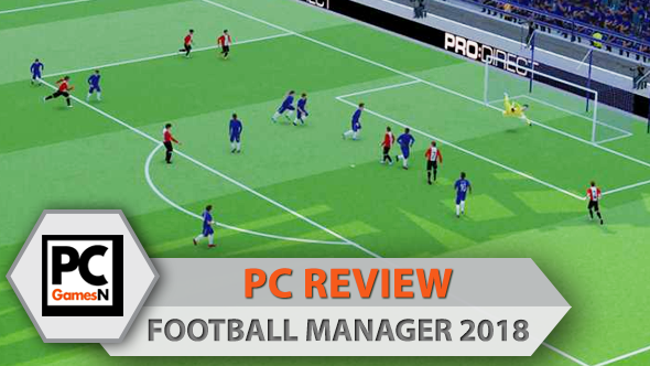 SEGA's Football Manager Mobile 2018 is now available on the Play Store