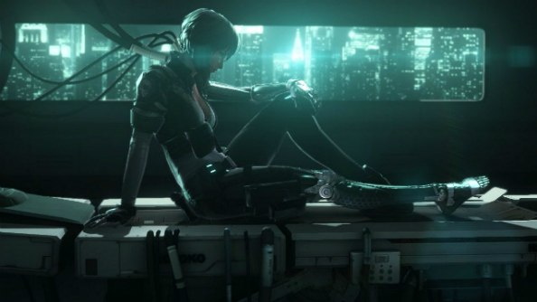 Ghost In The Shell: Stand Alone Complex - First Assault Online has free weekend, long name