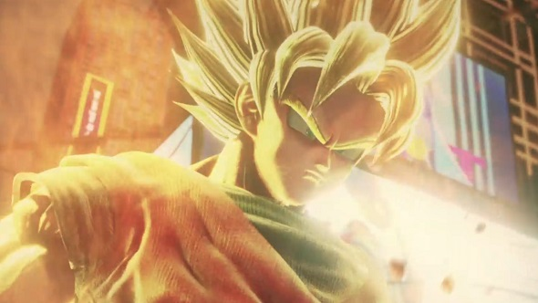 Jump Force Brings Goku, Naruto, And More Together For A Giant Battle