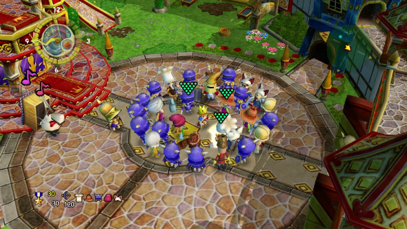 Wii RTS-slash-town builder Little King's Story makes royal PC debut on August 5