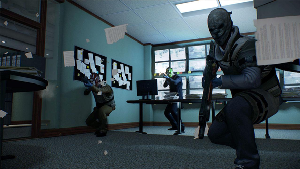 Payday 2 goes free on Steam, but only while supplies last