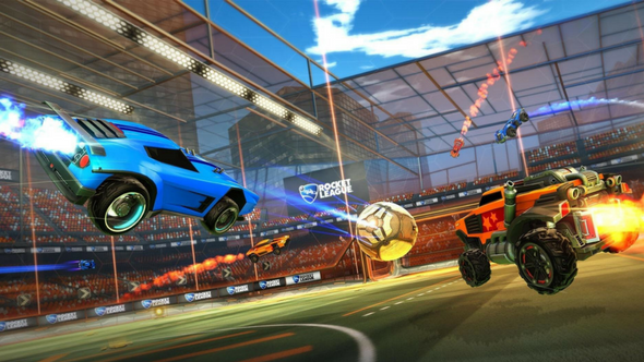 Rocket League boosts to 33 million players