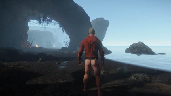 Rust update lets you dress up other players when they aren't looking
