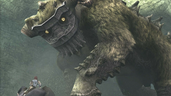 Shadow of the Colossus is getting a re-remaster