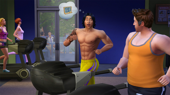 """Inclusion in The Sims 4: """"You don't want to trivialize ..."""