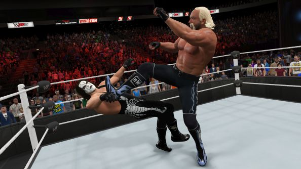 2K Games confirm that you can mod WWE 2K15 on PC