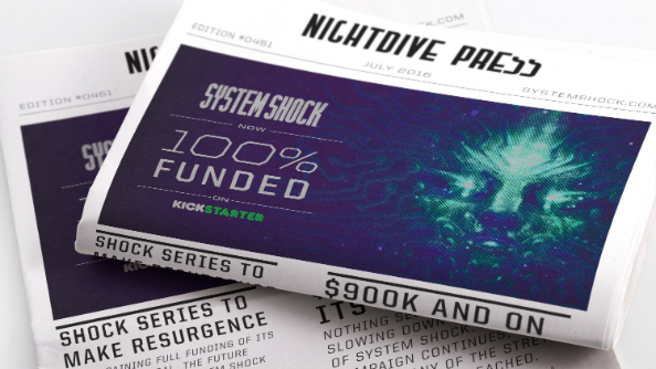 System Shock Remake Reaches Kickstarter Funding Goal