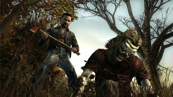 Telltale Games on Humble sale, get The Walking Dead for less than the price of dinner