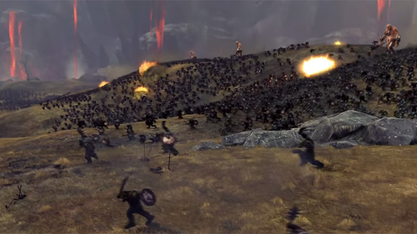here s the first in engine trailer for total war warhammer pcgamesn