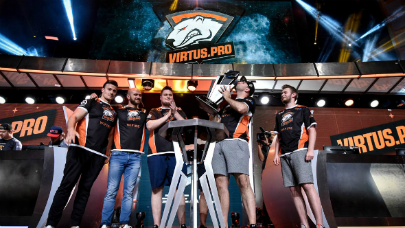Virtus.pro become first ELeague champions with Fnatic stomp